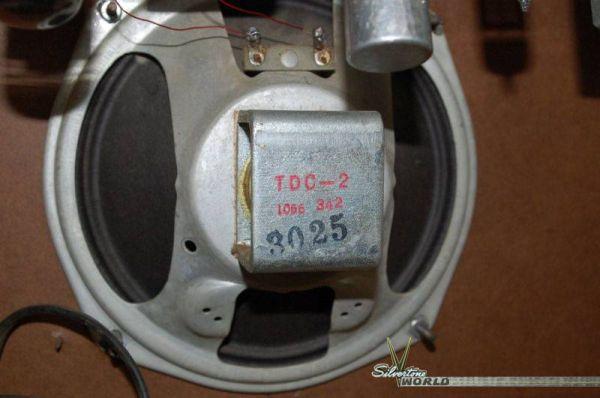 silvertone world amplifiers 1960s model 1481