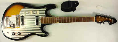 Silvertone World - Current Online Auction Prices for Silvertones